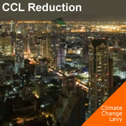 Climate Change Levy CCL Reduction Services