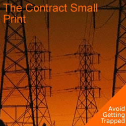 the contract small print Contract Termination