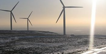 wind turbines horizon