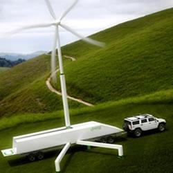 Portable Power Turbine