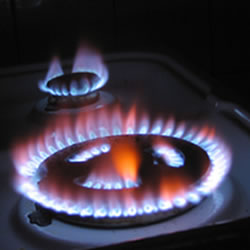 business gas use