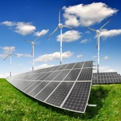 Renewable Energy Generation Up & Emissions Down