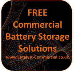 FREE Battery Storage Solutions