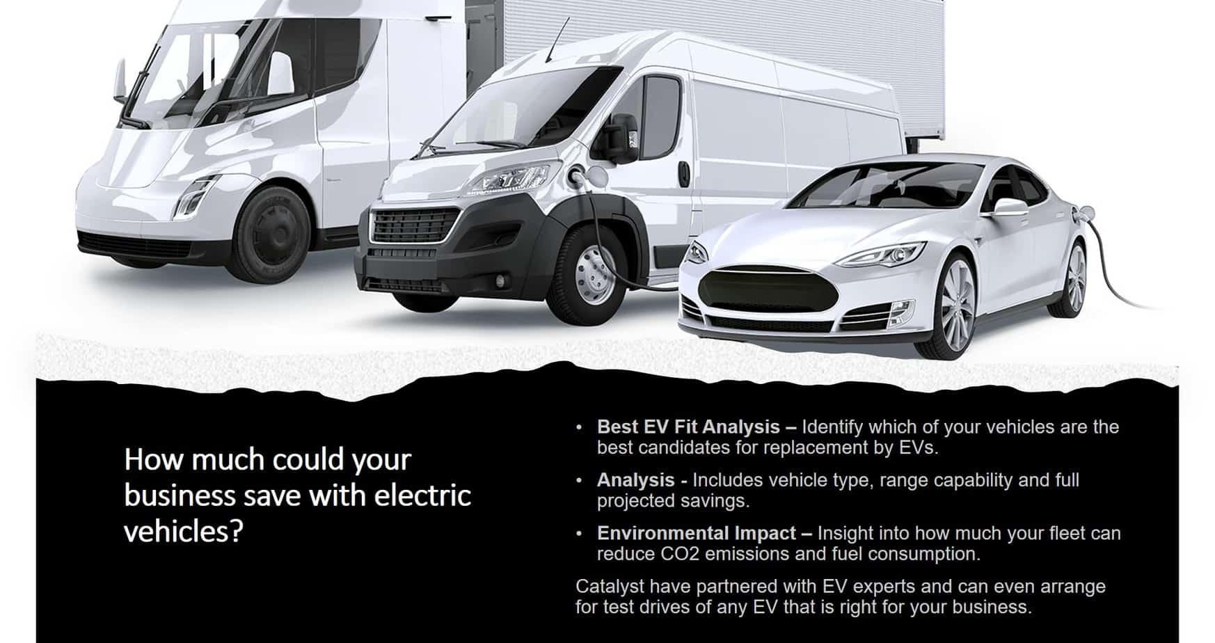 Commercial EV Vans