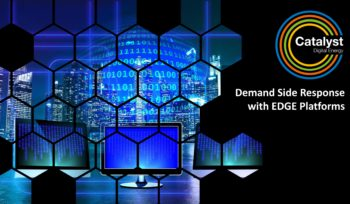 Demand Side Response with EDGE Platforms